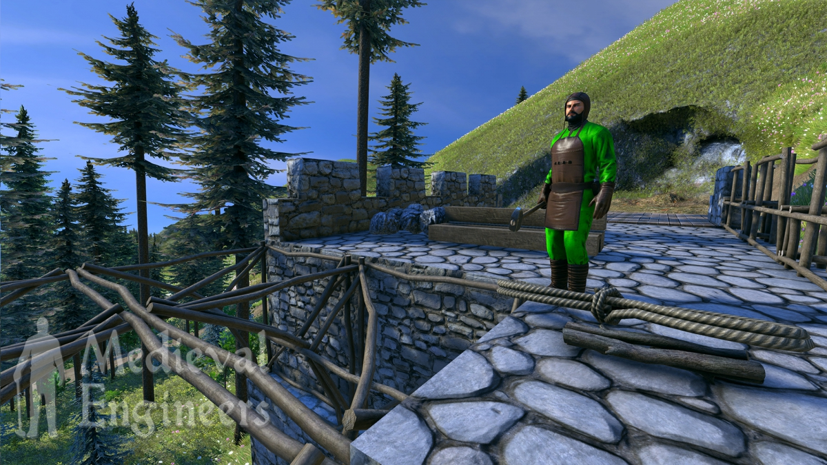 BESUCHT UNSER MEDIEVAL ENGINEERS SERVER