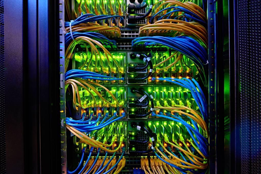 Unser Dedicated Server (Root Server)